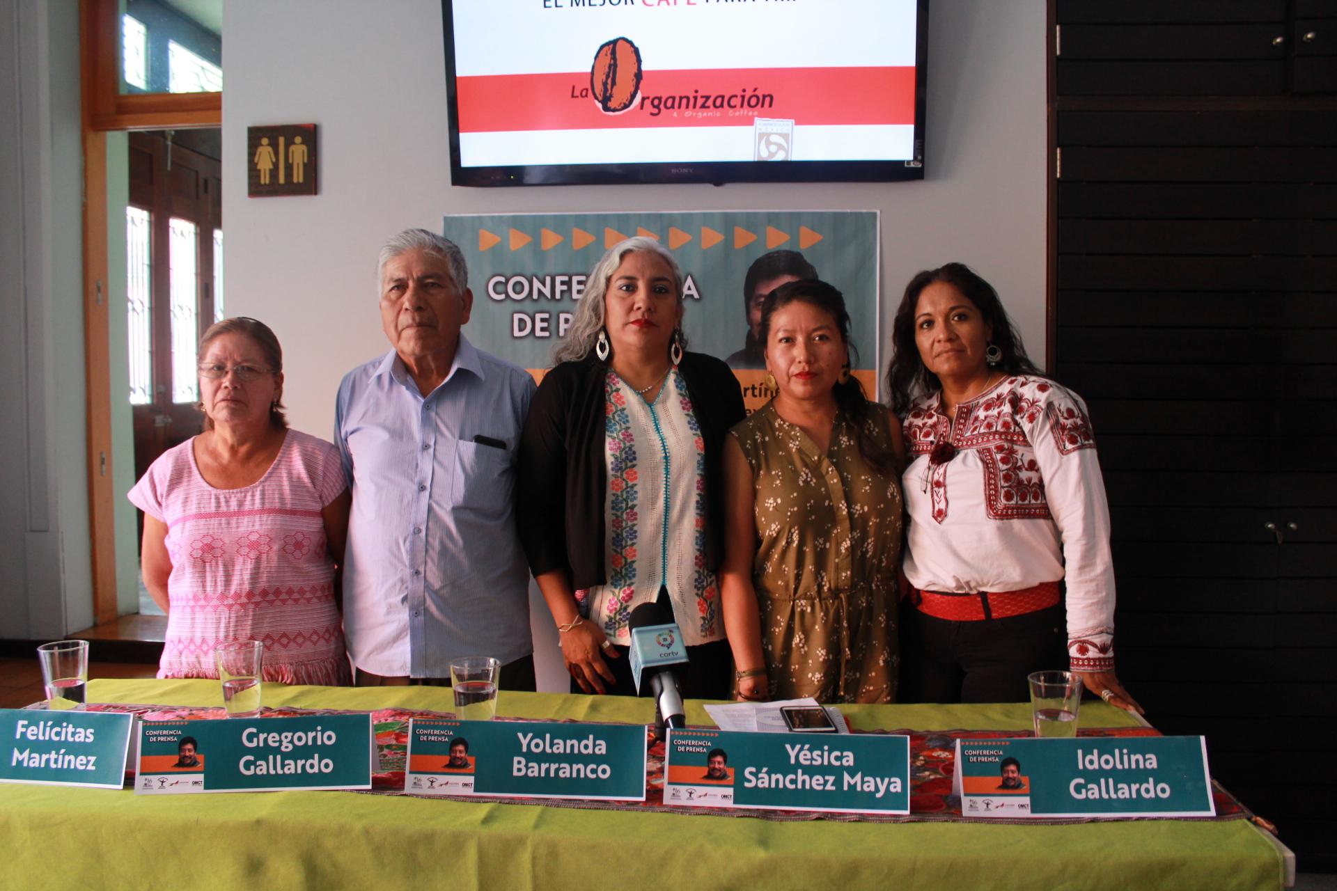 Frente a impunidad en el país se denuncia ante la ONU a Estado Mexicano por Tortura