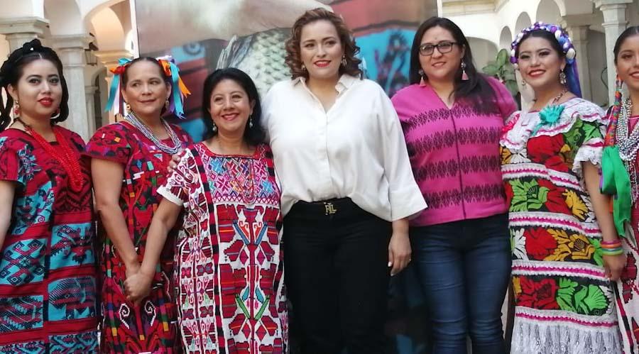 Presentan el primer encuentro de Cocineras Tradiciones del Papaloapan, Oaxaca