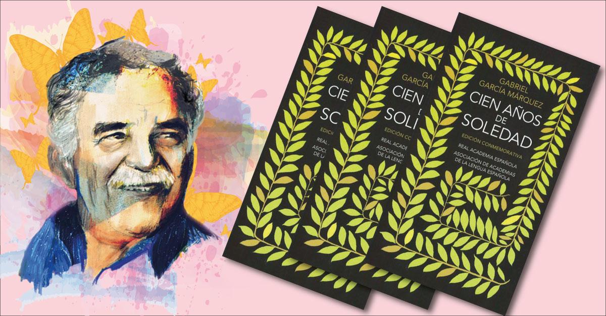A 50 años del libro «Cien años de Soledad» estas son las 25 frases más bellas de García Márquez