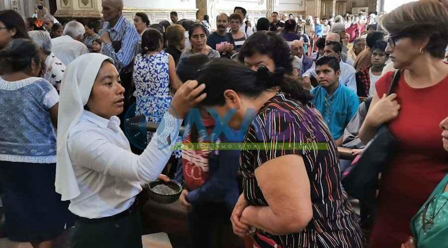 Miércoles de Ceniza, tradición mundial en la comunidad católica, conoce su significado