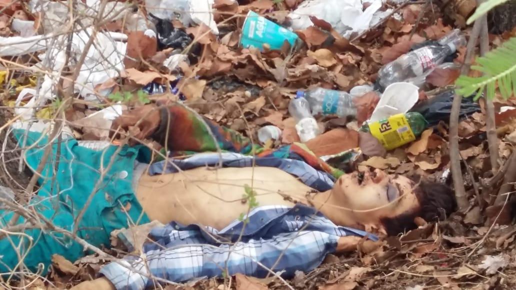 Los dieron por muertos y aventaron a Barranco, uno sobrevivió señala a policías y síndico de Huitzo