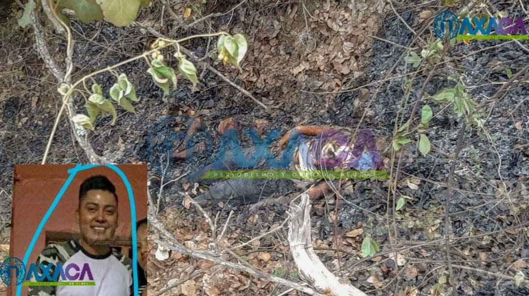 Capturan a responsable del asesinato de mujer y niño en Ejutla de Crespo, Oaxaca