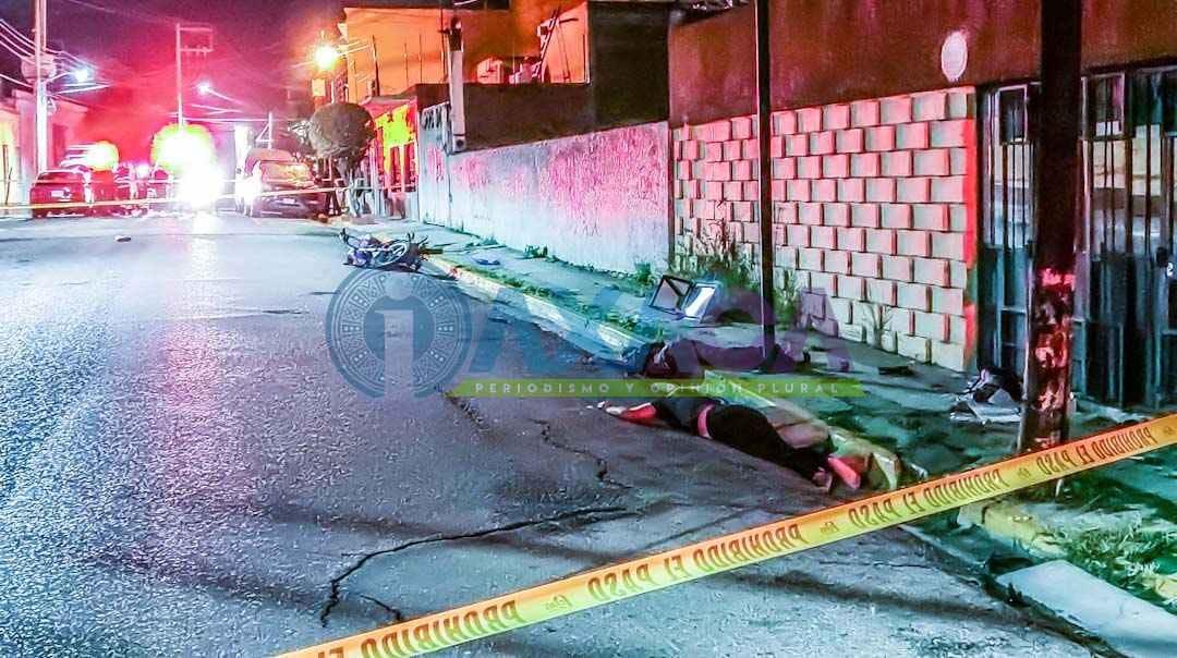 Identifican a una de las personas fallecidas en choque del Centro Histórico de Oaxaca