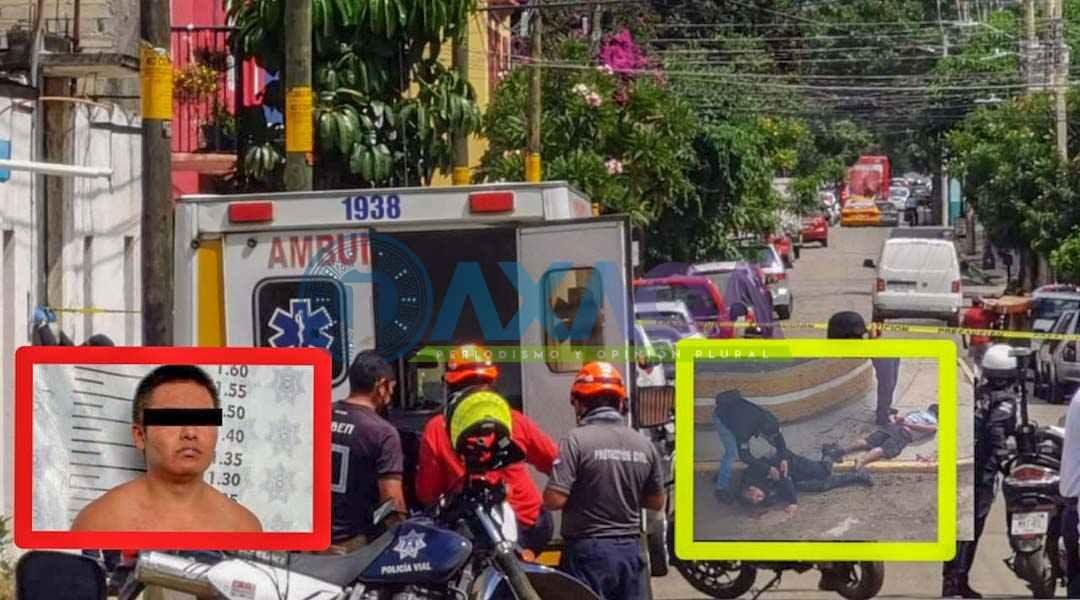 Pierde la vida policía municipal de Santa Cruz Xoxocotlán atacado a balazos