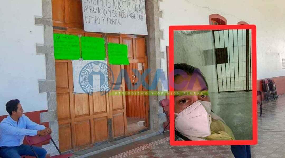 Segego abandona a presidenta de Tezoatlán; lleva cuatro días retenida
