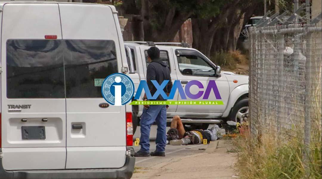 Enfrentamiento entre AEI y extorsionadores en Plaza Bella, Oaxaca; hay 4 detenidos