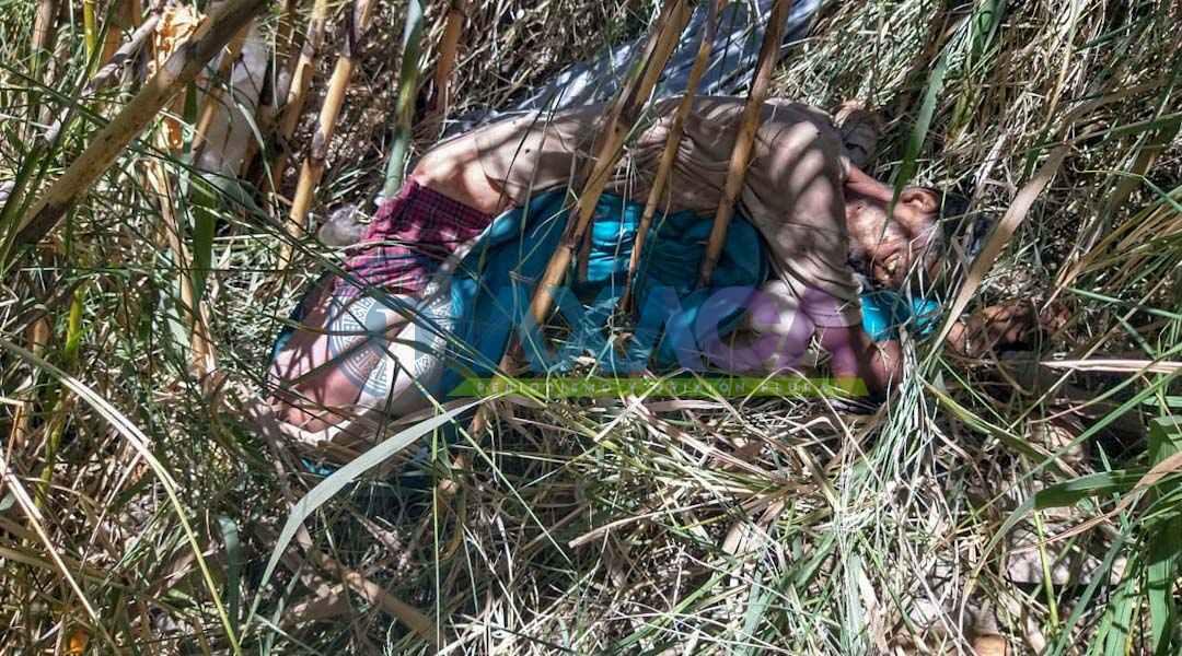 Localizan sin vida a masculino sobre riberas del Atoyac en Xoxocotlán, Oaxaca