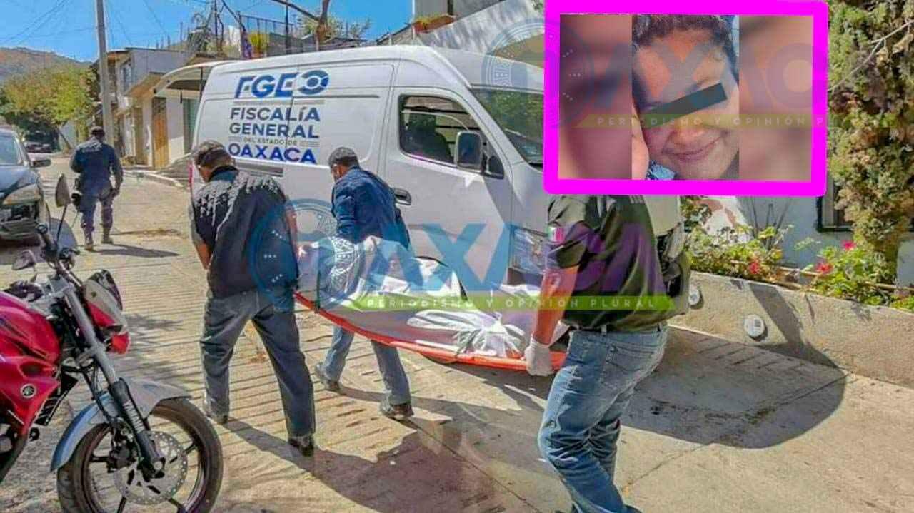 Feminicidios Oaxaca: presuntamente hombre asesina a su esposa en Colonia Monte Albán